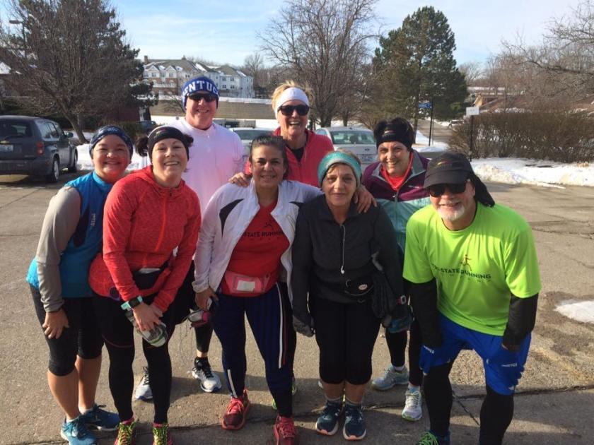 Running Group Jan